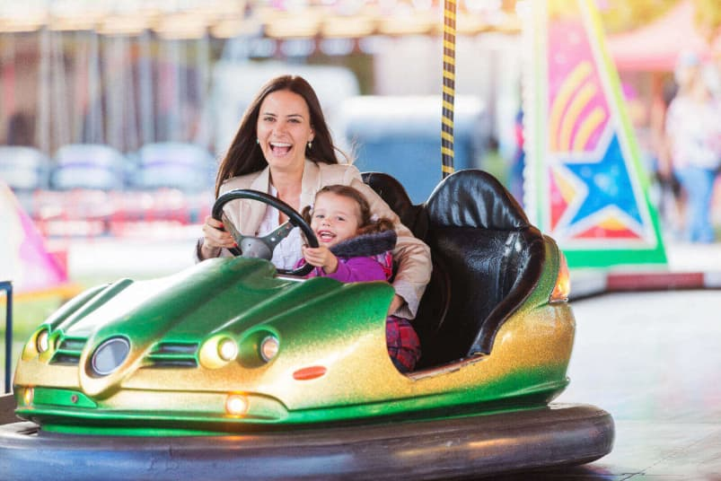 Continental Dodgem Ride Hire